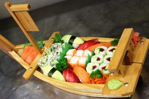 Sushi boat 35.9€