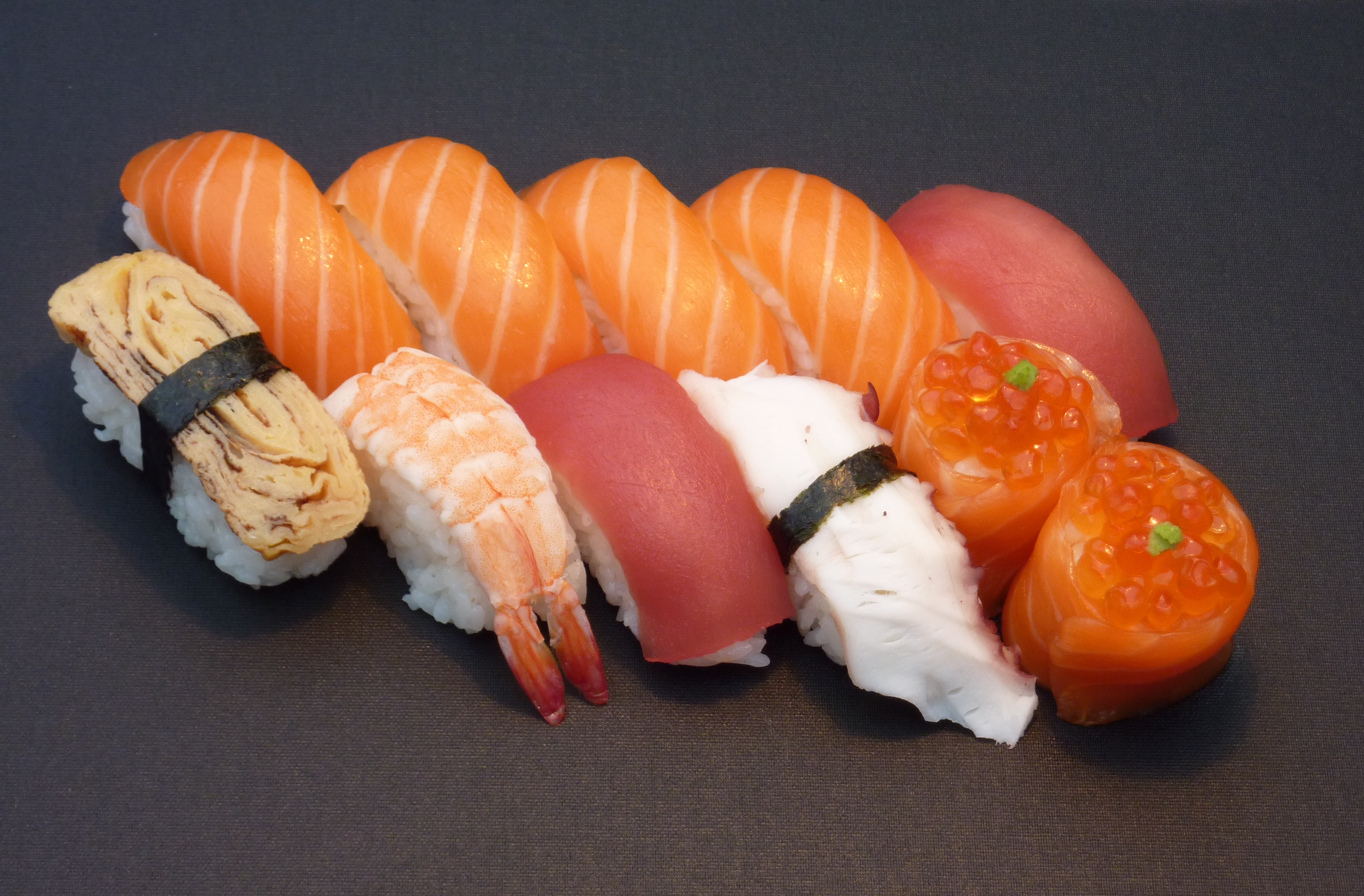 sushi lover 20.9€